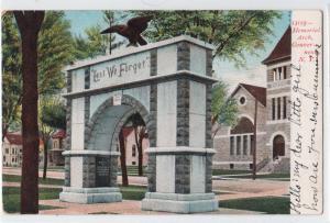 Memorial Arch, Gouverneur NY