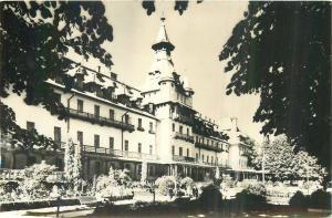 Romania Calimanesti spa sanatorium