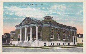 Oklahoma Bartlesville Christian Church