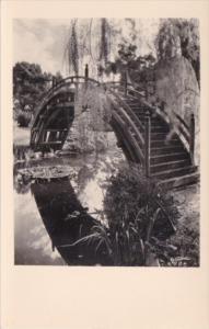 Henry E Huntington Library and Art Gallery Bridge In Japanese Garden San Mari...