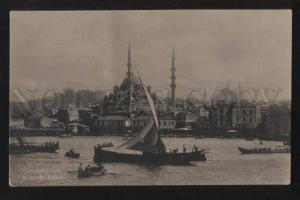 102222 TURKEY Constantinople Mosquee Valida Vintage photo PC