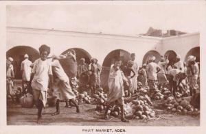 RP: Fruit Market , Aden , Yemen , 00-10s