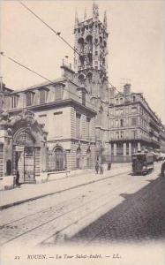 France Rouen La Tour Saint Andre