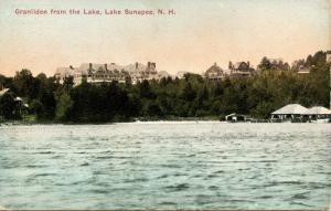 NH - Lake Sunapee. Granliden Hotel