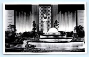 Postcard CA San Francisco Golden Gate International Expo Pacifica Court R62