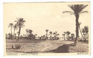 MARRAKECH.-Palmeraie et Remparts , Morocco , 00-10s
