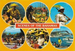 Scenes Of The Bahamas Multi View