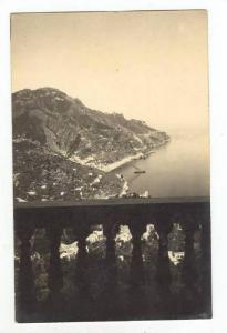 RP  RAVELLO-Vista dall'Hotel Palumbo, Italy, 00-10s