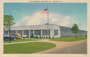 The General Electric Company of Clyde NY, New York - Linen