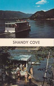 Shady Cove, Mara Lake , Sicamous , B.C., Canada , 40-60s