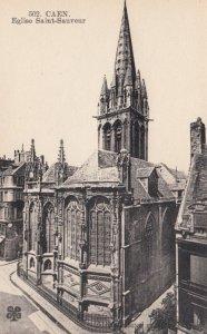 CAEN, France, 1910-1920s, Eglise Saint-Sauveur