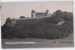 Wisnicz, pow. Bochnia, Zamek