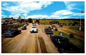 Canada Quebec Magnetic Hill