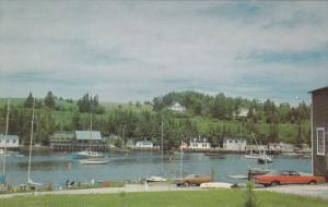 CHESTER, on the Scenic South Shore of Nova Scotia, Canada, 40-60s