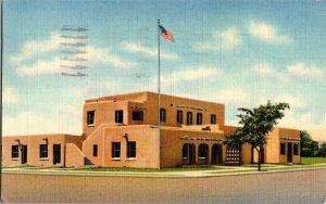 City Hall Belen New Mexico Vintage Postcard Standard View Card
