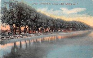 The Willows Geneva, New York Postcard