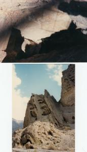 RP: HOLE-in-the-WALL , Nevada , 1996 ; 14 different views