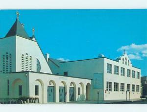 Pre-1980 CHURCH Spring Valley In Ramapo & Clarkstown - Near Nyack NY A6625