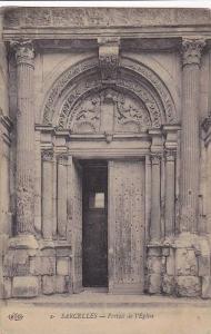 Portail De l'Eglise, Sarcelles (Val d´Oise), France, 1900-1910s