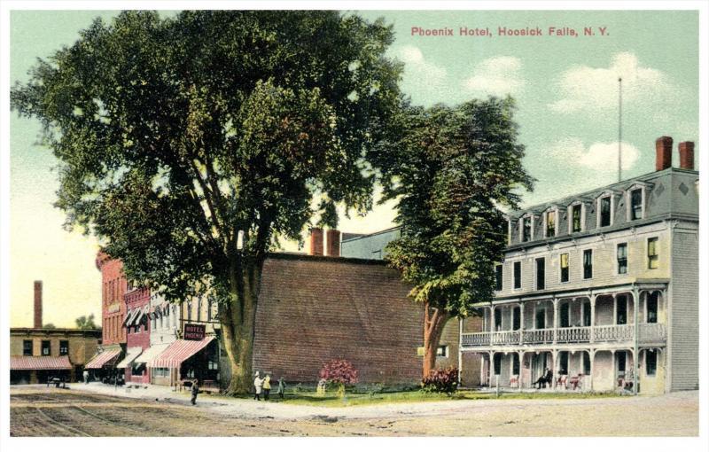 795 Ny Hoosick Falls Phoenix Hotel