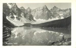 RPPC of Moraine Lake Alberta