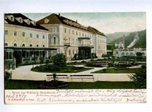 152060 Slovenia Rogaska Slatina GRUSS aus ROHITSCH SAUERBRUNN