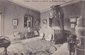 Interior, Chambre A Coucher De Madame De Stael, Coppet (Vaud), Switzerland, 1...