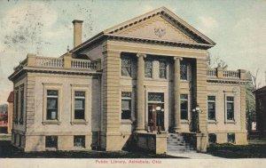 ASHTABULA, Ohio, PU-1910; Public Library
