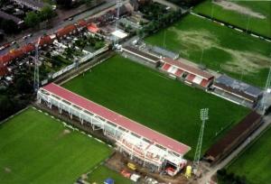 netherlands, HELMOND, De Braak Stadion (1990s) Stadium Postcard