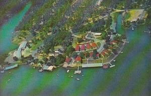 Arkansas Hot Springs National Park Klein Shore Court &  Holiday Lake Resort