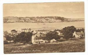 Appledore from Instow, UK,  PU-1922
