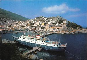 21596  MS Stella Maris Steamer Ship