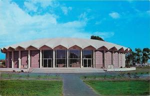 Santa Barbara,California~Campbell Hall~University Of California~1960s