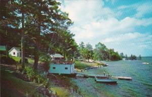 New Hampshire Wolfeboro Point Breeze On Lake Wentworth