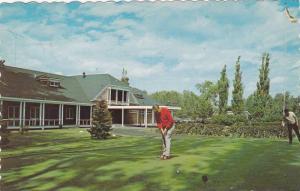 ST. HYACINTHE, Le Club de Golf de St. Hyacinthe, Quebec, Canada, 40-60s