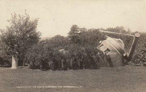 RP: SPRINGFIELD , Vermont, 1900-10s ; Observatory , Hartness Residence