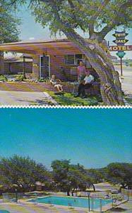 Texas Sonora Twin Oaks Motel