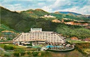 Caracas, Venezuela, Hotel Tamanaco