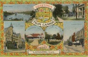 LONDON , Ontario , Canada , PU-1919