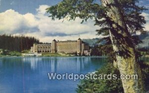 Chateau Lake Louise Banff National Park Canada Unused