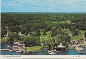 Rockport, Ontario, Canada, used Postcard