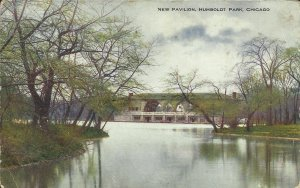 New Pavilion, Humboldt Park, Chicago