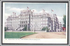 Washington DC State War & Navy Departments