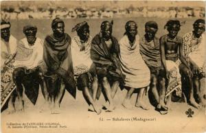 CPA Sakalaves MADAGASCAR (709672)