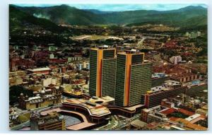 *Aerial View Centro Simon Vista Aerea Caracas Venezuela Vintage Postcard B72