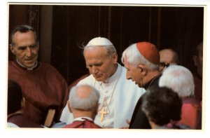 Greeting The Pope, Westminster, England, Papal Visit 1982