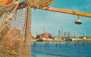 Mississippi Gulf Coast Fishing Boats