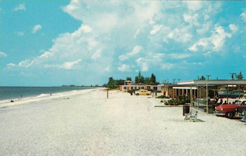 Nokomis Beach Florida 40 60s
