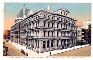 Pennyslvania Philadelphia Post office