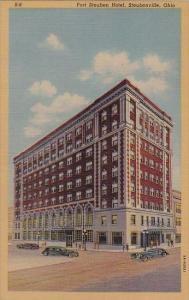 Fort Steuben Hotel Steubenville Ohio
